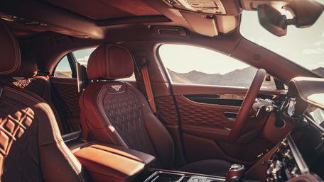 Розкішний седан Bentley отримав нагороду за найкращий інтер'єр