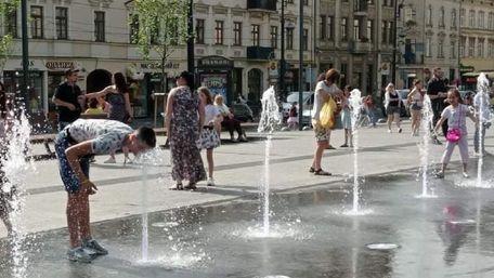 Львів побив історичний температурний рекорд