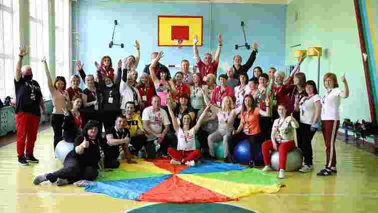 Для львівських вчителів провели тренінг про інклюзію на уроках фізичного виховання