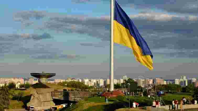 На гігантські флагштоки до Дня Незалежності витратять 170 млн грн