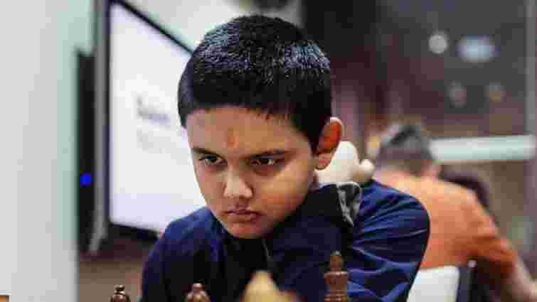 12-річний американець став наймолодшим гросмейстером в історії шахів