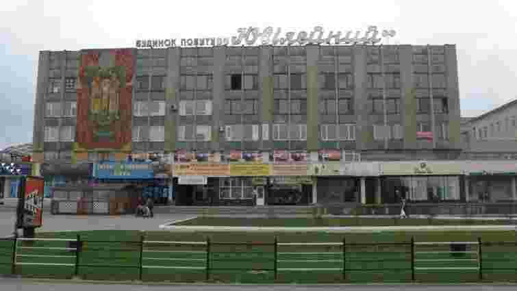 Колишній будинок побуту на просп. Чорновола у Львові розширять під офіси