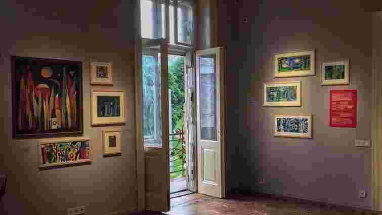 У «Я Галереї» триває виставка Карла Звіринського «Ліс. Потойбічне»