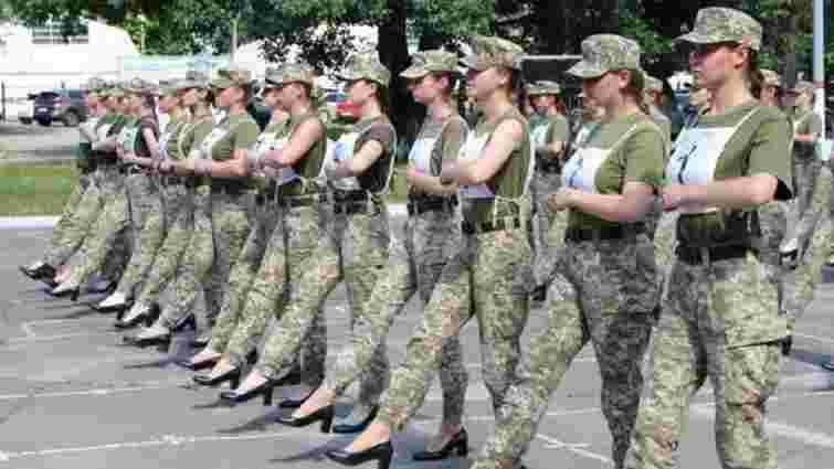 Міноборони попри критику не забиратиме підбори з парадної форми