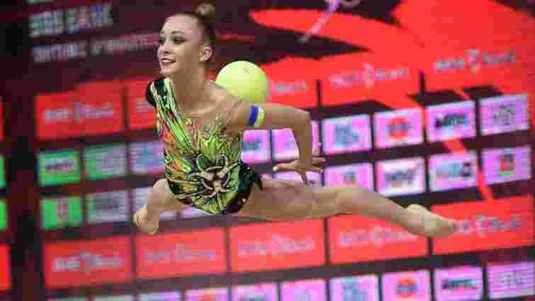 Христина Погранична стала бронзовою призеркою Кубка світу у Мінську
