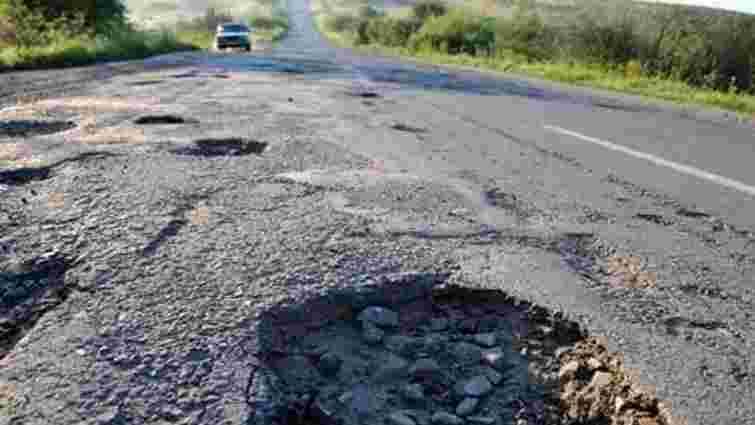 Дорогу Червоноград – Рава-Руська відремонтують за 31 млн євро