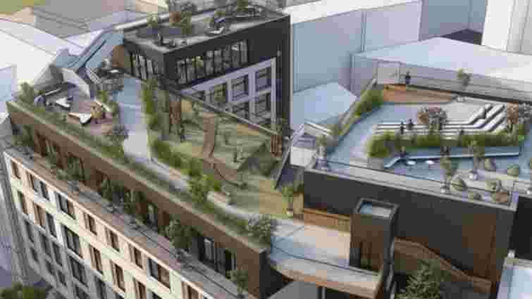 Апеляційний суд заборонив будівництво готелю у центрі Львова