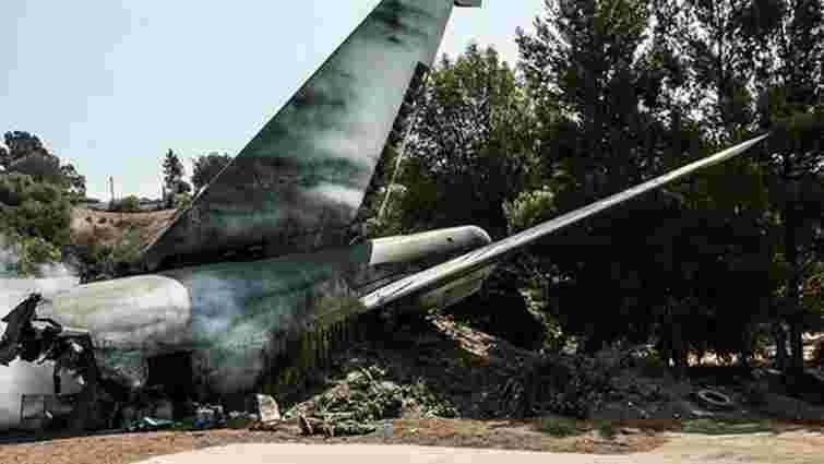 На Філіппінах знайшли «чорну скриньку» військово-транспортного літака