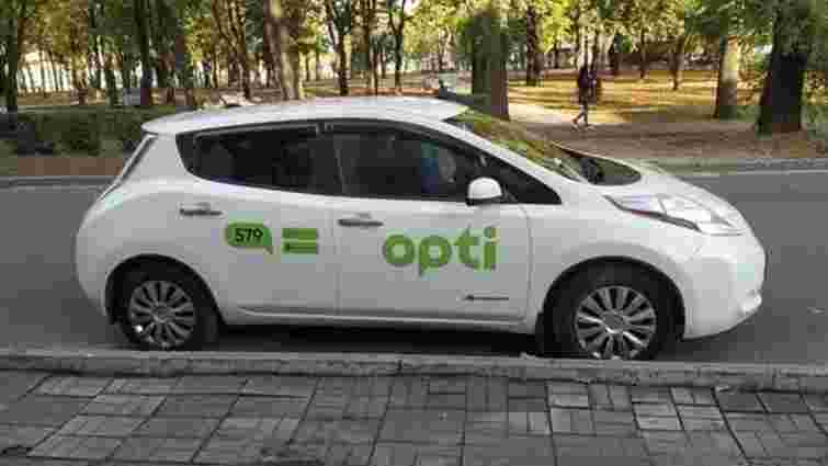 Дрогобицького таксиста Opti оштрафували за роботу без ліцензії