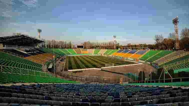 «Рух» та «Львів» у новому сезоні гратимуть на стадіоні «Україна»