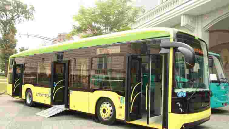 Львівські депутати не погодили кредит на 100 тролейбусів з автономним ходом