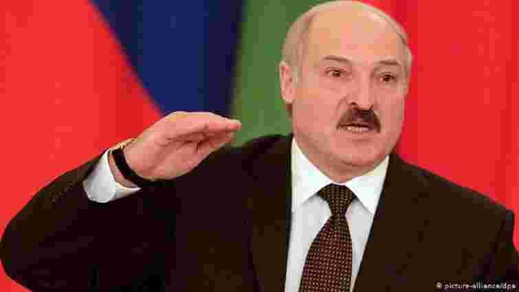 Уряд пропонує РНБО запровадити санкції проти Лукашенка, його сина та оточення