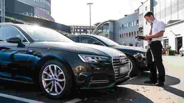 Старі дизельні авто з Європи зростають в ціні