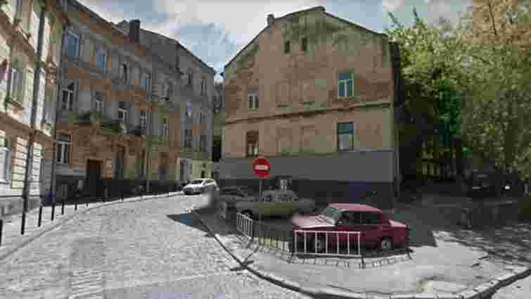 На місці аварійного будинку у центрі Львова дозволили збудувати нове житло