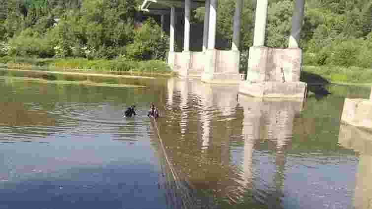 Під час купання в річці Стрий втопився 34-річний чоловік