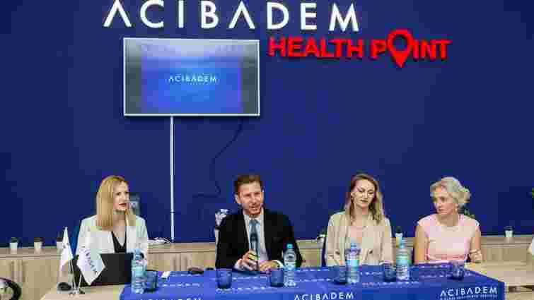 У Львові відкрили представництво найбільшої мережі турецьких клінік Acıbadem