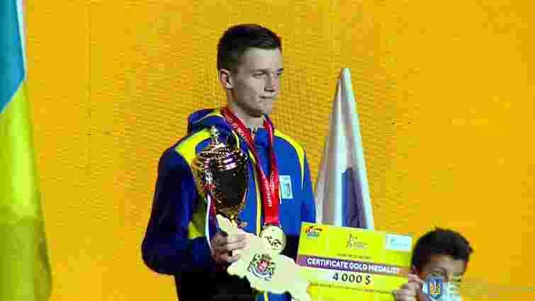 15-річний спортсмен з Борислава став чемпіоном Європи з боксу