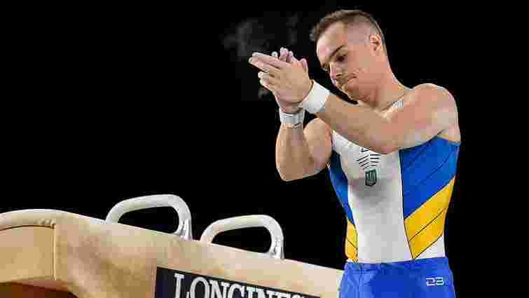 Гімнаста Олега Верняєва відсторонили від змагань на 4 роки через допінг