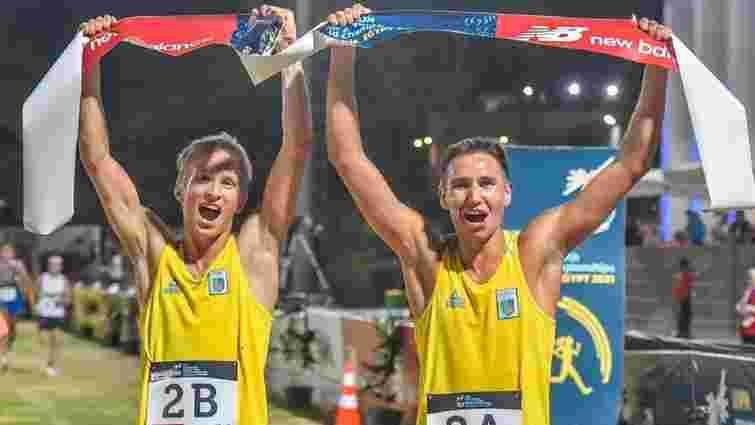 Львів'янин став чемпіоном світу з п'ятиборства серед юніорів
