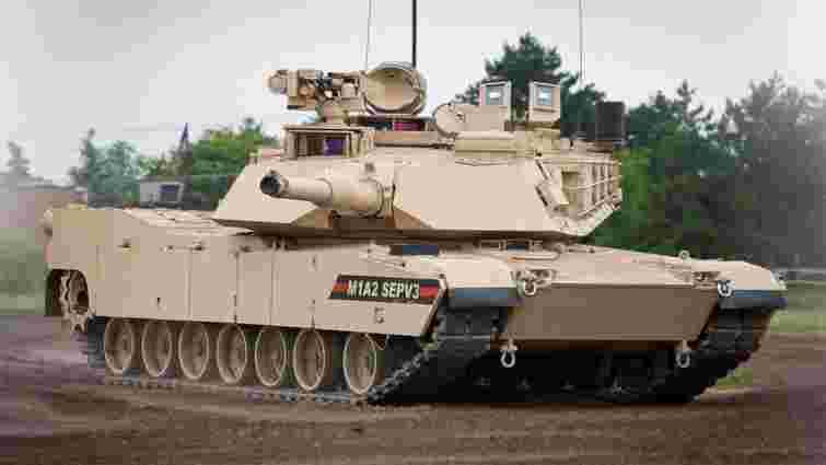 Польща придбає у США 250 танків Abrams останнього покоління