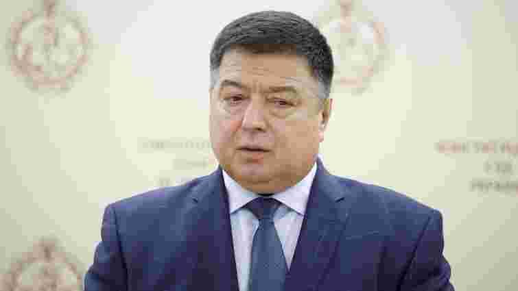 Верховний Суд скасував указ президента про звільнення Олександра Тупицького