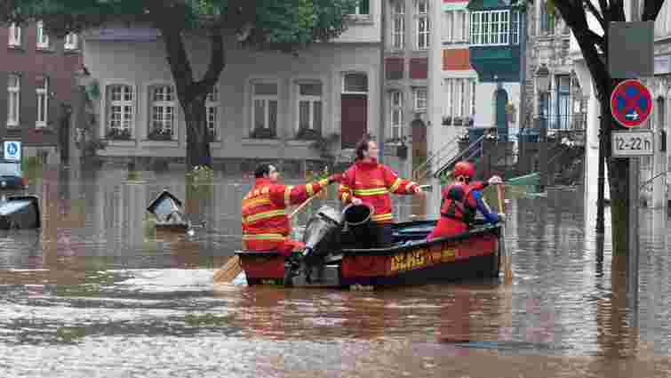 Внаслідок повеней у західній Німеччині загинули щонайменше 11 людей