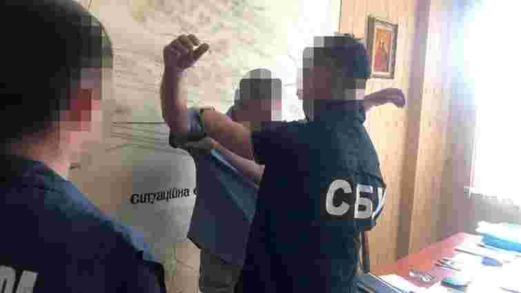 СБУ затримала на хабарі директора роздільської «Сірки»