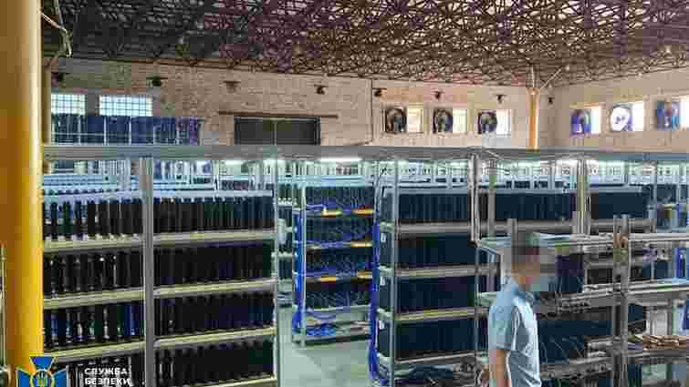 Криптоферма на території «Вінницяобленерго» виявилася IT-компанією, – ЗМІ