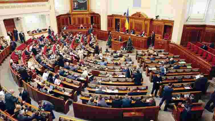 Верховна Рада схвалила створення Сил територіальної оборони