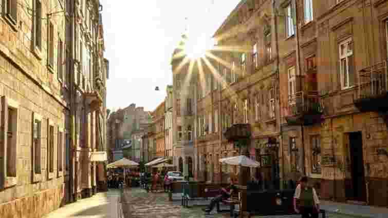 Львів другий день поспіль б'є температурні рекорди