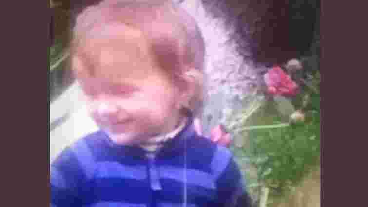 З приватного подвір'я на Львівщині зникла 3-річна дівчинка