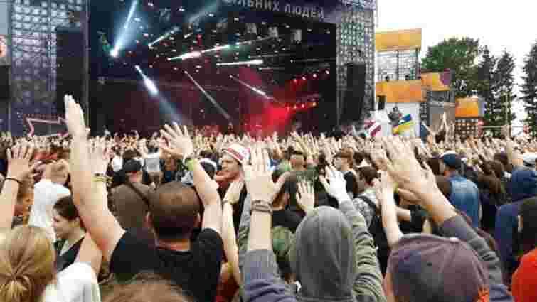 Мер Тернополя закликав СБУ перевірити учасників фестивалю «Файне місто»