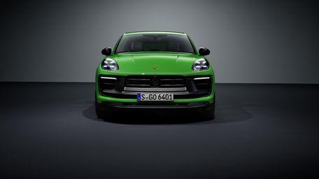 Новий Porsche Macan став більш потужним, стильним та спортивним
