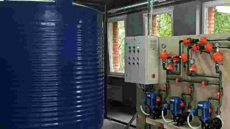 Мешканці ще одного району Львова почали отримувати воду без хлору