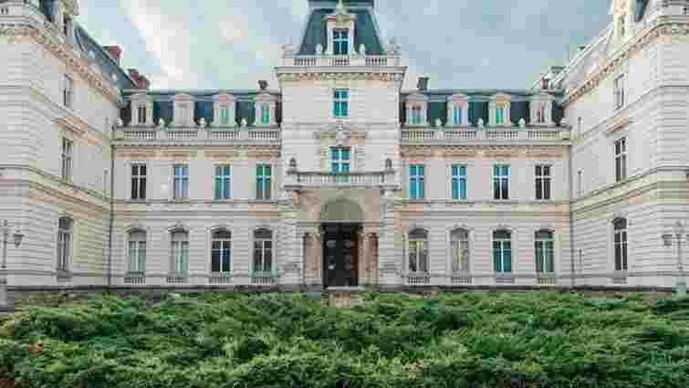 Палац Потоцьких відновить укладення шлюбів після 20-річної паузи