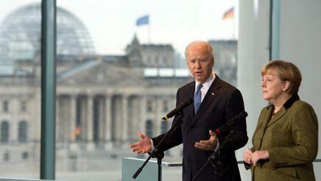 США та Німеччина домовилися про добудову «Північного потоку-2»