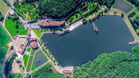 Прокуратурі не вдалося повернути озеро «Едем Резорту» в держвласність