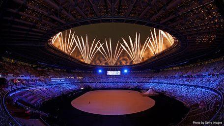У Токіо відбулась церемонія відкриття Олімпійських ігор