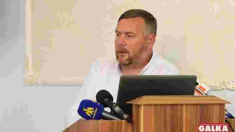 Голова Івано-Франківської ОДА раптово звільнила керівника держпідприємства «Дороги Прикарпаття»