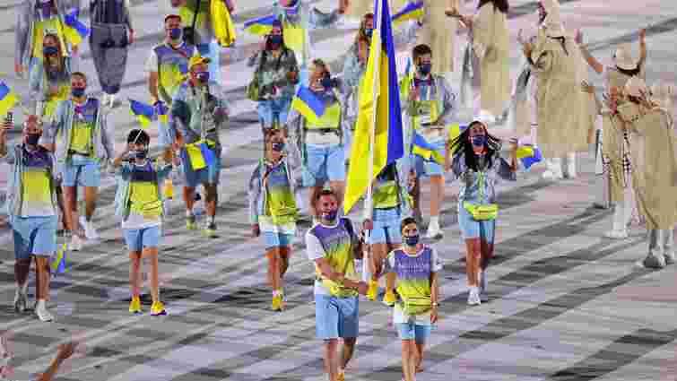 Замість виходу команди України на Олімпіаді російські ЗМІ показали рекламу