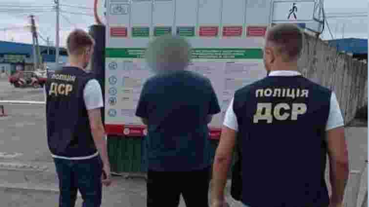 Кримінального авторитета із санкційного списку РНБО видворили в Молдову