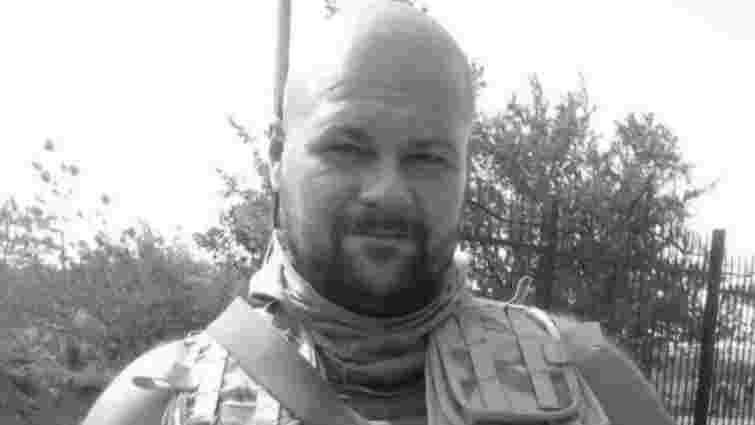У лікарні помер поранений на Донбасі військовий ЗСУ