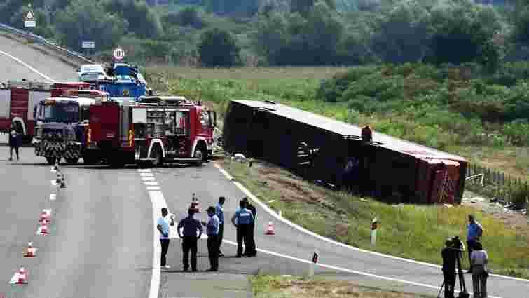 У Хорватії перекинувся автобус із туристами, щонайменше 10 загиблих