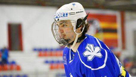 Команда НХЛ обрала 18-річного львів'янина Артура Чолача на драфті