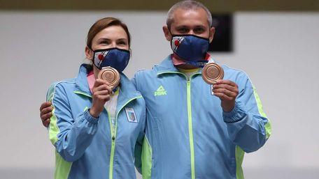 Українці здобули третю бронзу на Олімпіаді в Токіо