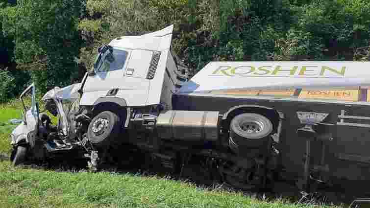 За смертельну ДТП біля Львова водія вантажівки звільнили від покарання