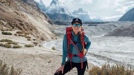 Ірина Галай стала першою українкою, яка підкорила вершину К2