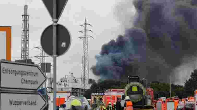 Зросла кількість загиблих від вибуху в технопарку у Леверкузені, п'ятеро осіб зникли безвісти