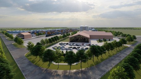 Біля Мостиськ до кінця 2024 року побудують індустріальний парк