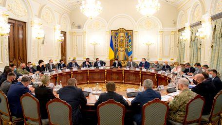 Рада нацбезпеки та оборони проведе виїзне засідання на Донеччині, – ЗМІ